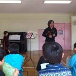 子ども向けのコンサートはトークも大切