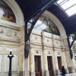 ミラノ駅。イタリアーンな感じです