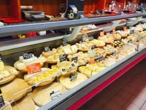 チーズがすごいことに。写真に収まりきりませんでした
