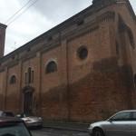 関係ありませんが、クレモナ最古の教会です