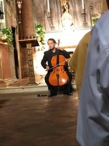 津留崎さんの独奏。これが聴きたかったのです
