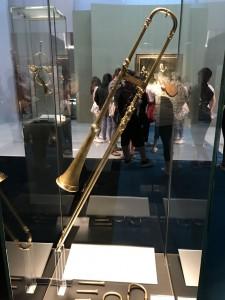 16世紀のトロンボーン